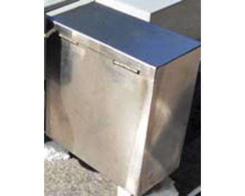 Malá topná nádrž (nerezová ocel)