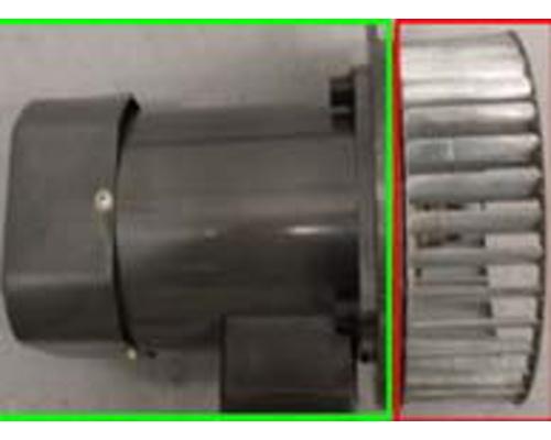 Ventilátor motoru